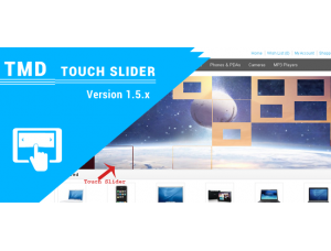 opencart Touch Slider 1.5.x