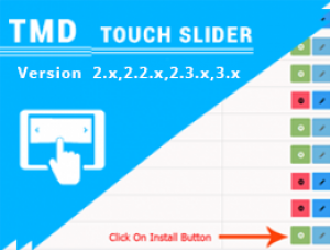 opencart Touch Slider 2.x