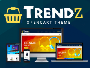 Trendz Fashion MultiStore & Responsive Theme
