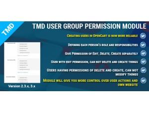 User Groups Permission