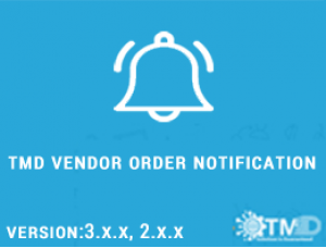 Vendor And Admin Order Notification (Multi Vendor Addon)