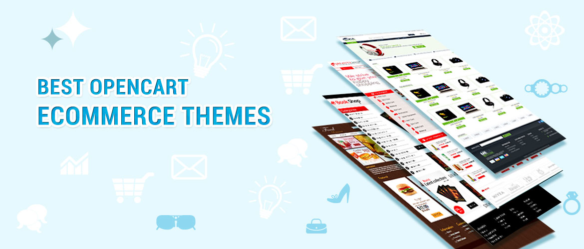 OpenCart best Themes