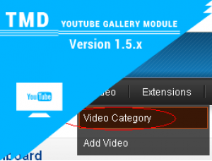 OpenCart Youtube Gallery Module 1.5.x